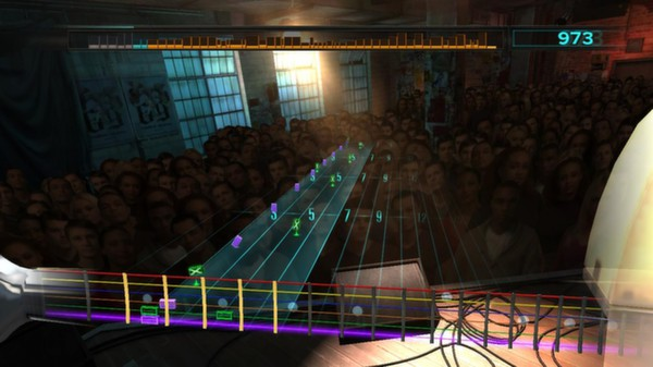 Rocksmith - Eric Johnson - Cliffs of Dover (DLC)