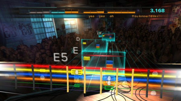 Rocksmith - Blind Melon - No Rain (DLC)