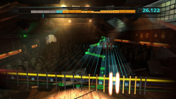 Rocksmith - The Strokes - Reptilia (DLC)