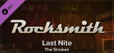 Купить Rocksmith - The Strokes - Last Nite (DLC)