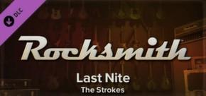Rocksmith - The Strokes - Last Nite