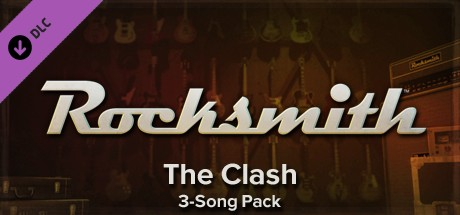 Купить Rocksmith - The Clash Song-Pack (DLC)