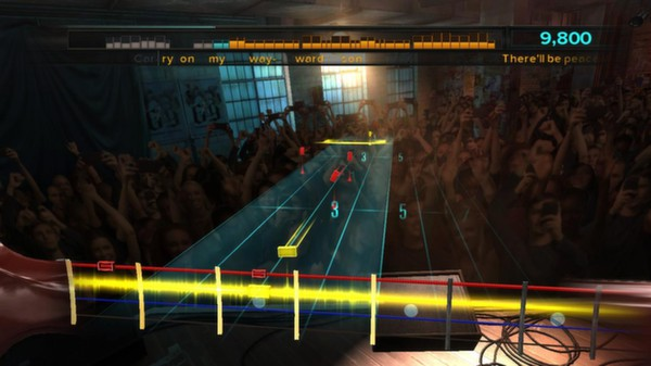 Rocksmith - Kansas - Carry On Wayward Son (DLC)