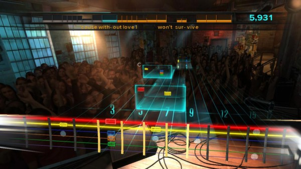 Rocksmith™ - Incubus - Love Hurts (DLC)