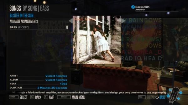 Rocksmith - Violent Femmes - Blister in the Sun (DLC)