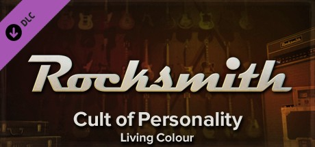 Купить Rocksmith - Living Colour - Cult of Personality (DLC)