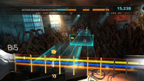 Rocksmith - Living Colour - Cult of Personality (DLC)