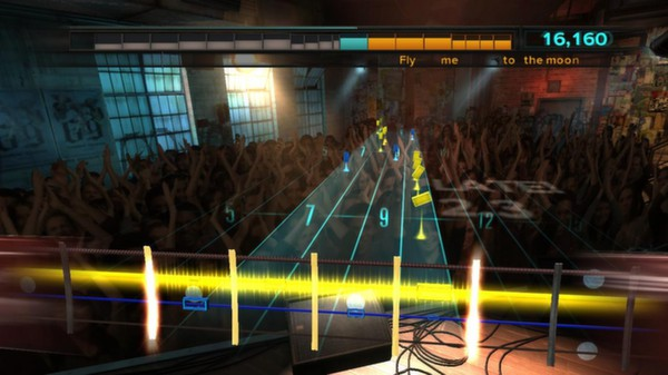 Rocksmith - The Cure - Love Song (DLC)