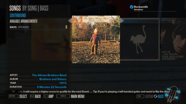 Rocksmith - The Allman Brothers Band - Southbound (DLC)
