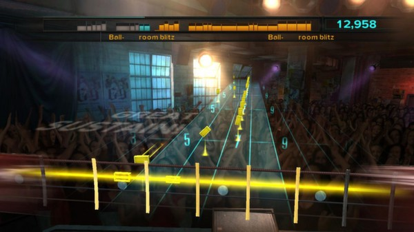 Rocksmith - Sweet - Ballroom Blitz (DLC)