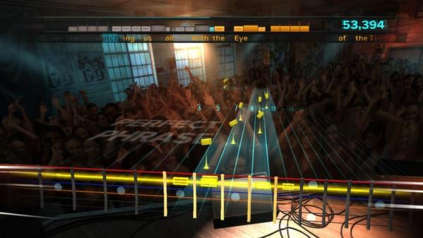 Rocksmith - Survivor - Eye of the Tiger (DLC)