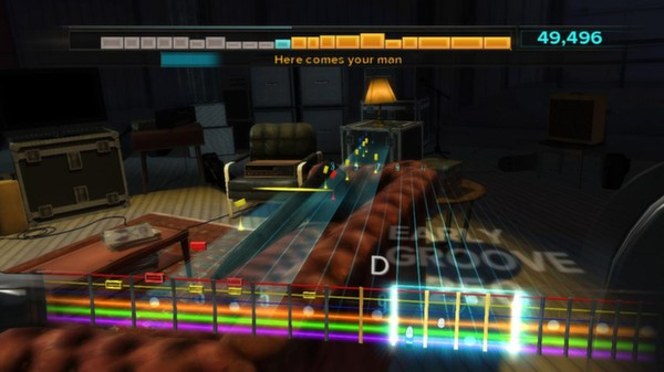 Rocksmith - The Pixies - Here Comes Your Man (DLC)