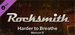 Rocksmith - Maroon 5 - Harder to Breathe