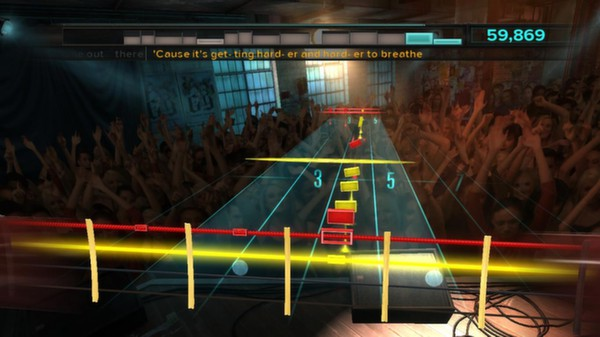 Rocksmith - Maroon 5 - Harder to Breathe (DLC)