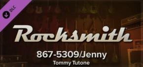 Rocksmith - Tommy Tutone - 867-5309/Jenny