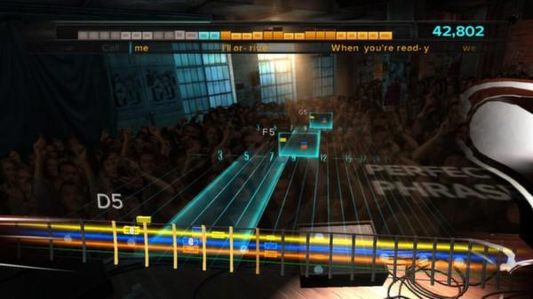 Rocksmith - Blondie - Call Me (DLC)