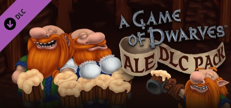 Купить A Game of Dwarves: Ale Pack  (DLC)
