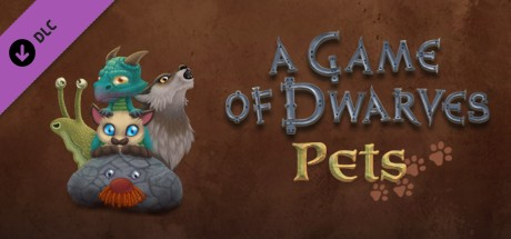Купить A Game of Dwarves: Pets (DLC)