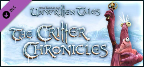 Купить The Book of Unwritten Tales: Critter Chronicles Digital Extras (DLC)