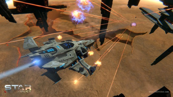 Star Conflict: Mercenary Pack - Soldier of Fortune (DLC)