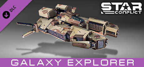 Купить Star Conflict: Mercenary Pack - Galaxy Explorer (DLC)