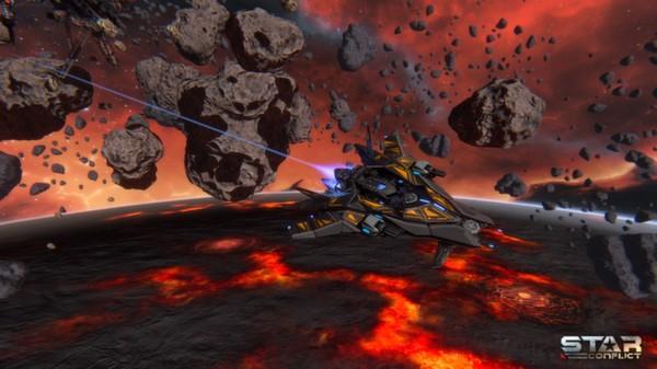 Star Conflict: Mercenary Pack - Galaxy Explorer (DLC)