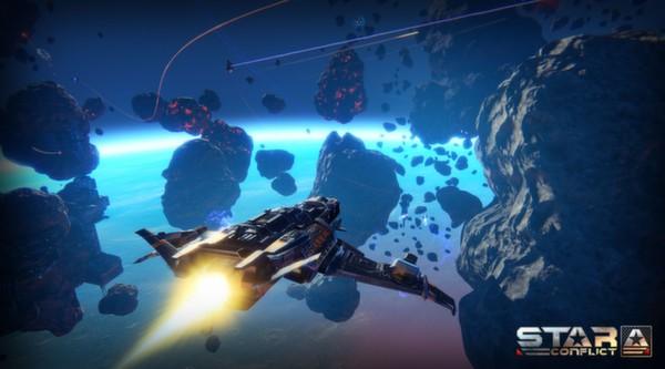 Star Conflict: Mercenary Pack - Elite Pilot (DLC)