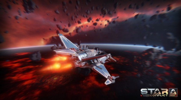 Star Conflict: Mercenary Pack - Elite Pilot (DLC)