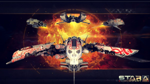Star Conflict: Pirate Pack - Jolly Roger (DLC)