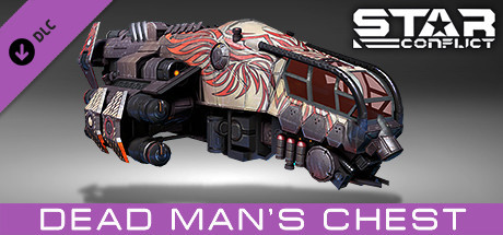 Star Conflict: Pirate Pack - Dead Man's Chest