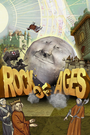 Rock of Ages poster image on Steam Backlog