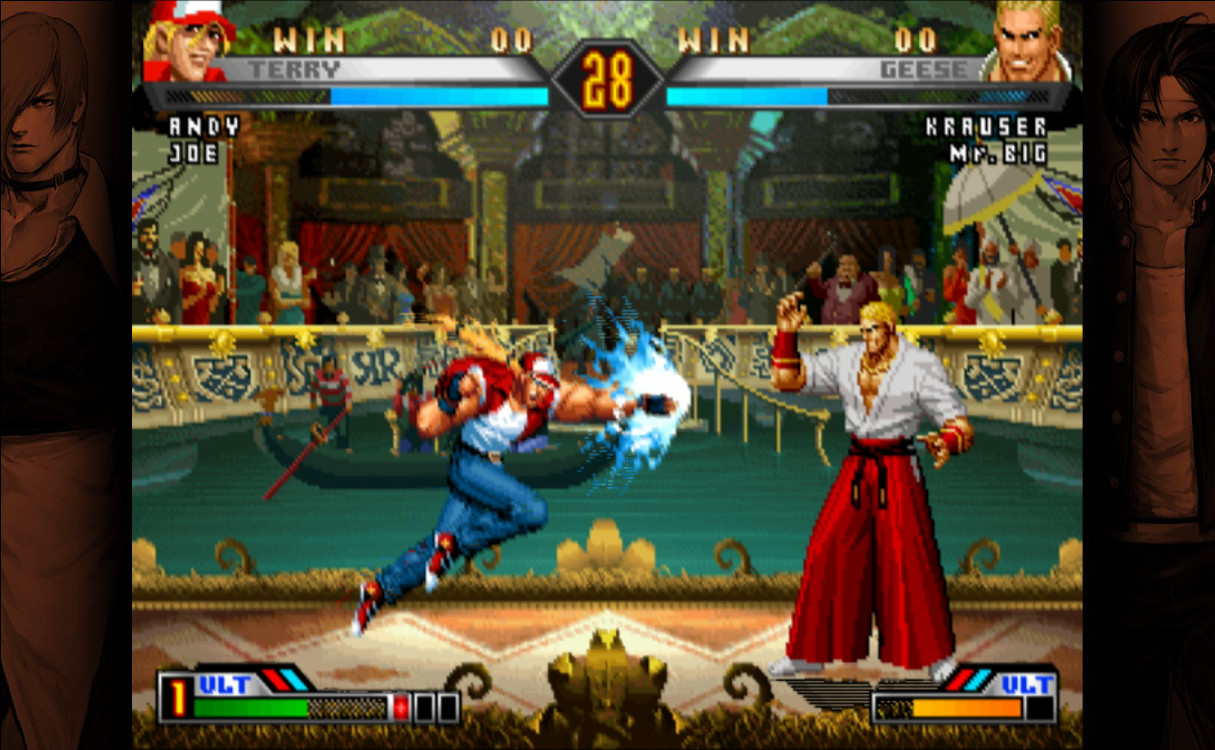 king of fighters 98 pc game free download