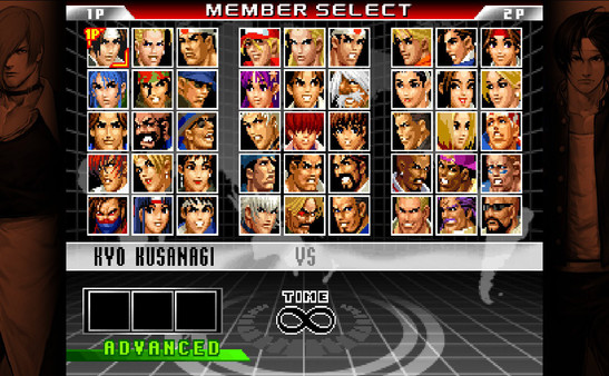 THE KING OF FIGHTERS '98 ULTIMATE MATCH FINAL EDITION