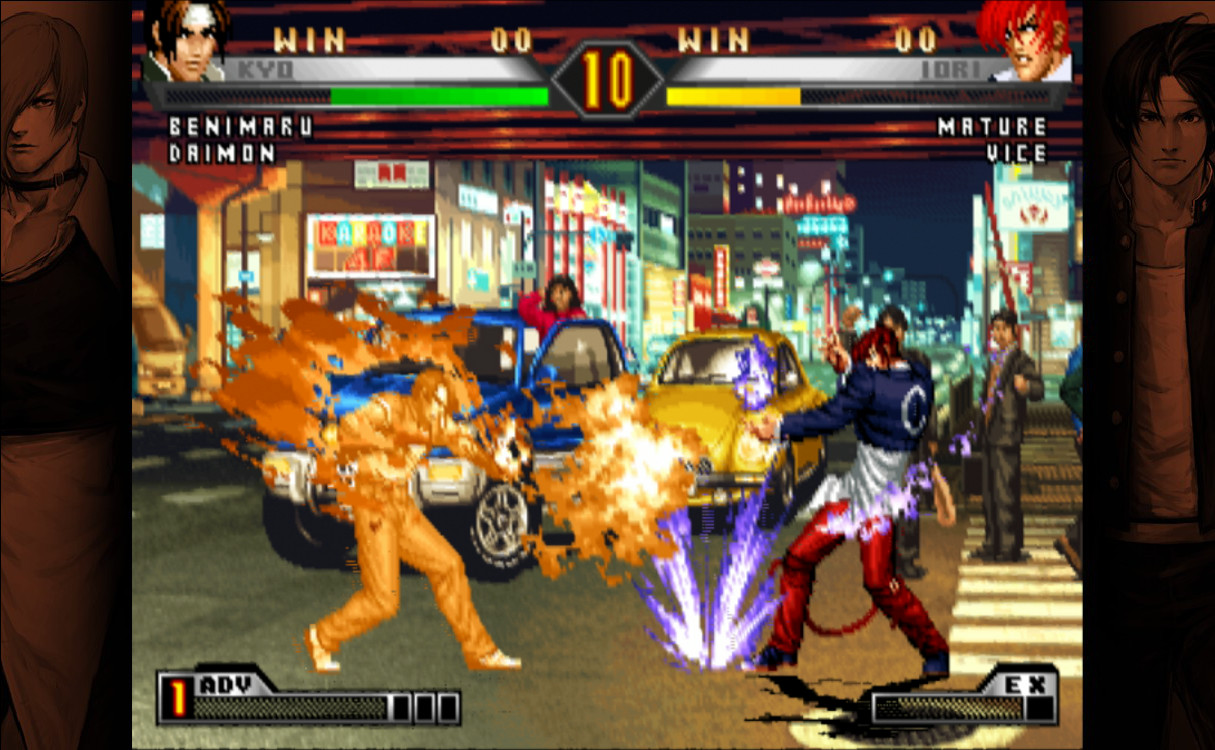 the king of fighters 98 ultimate match final edition download pc