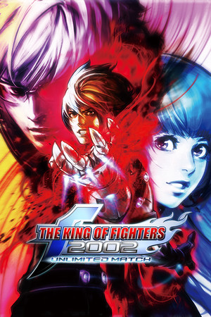 THE KING OF FIGHTERS 2002 UNLIMITED MATCH poster image on Steam Backlog