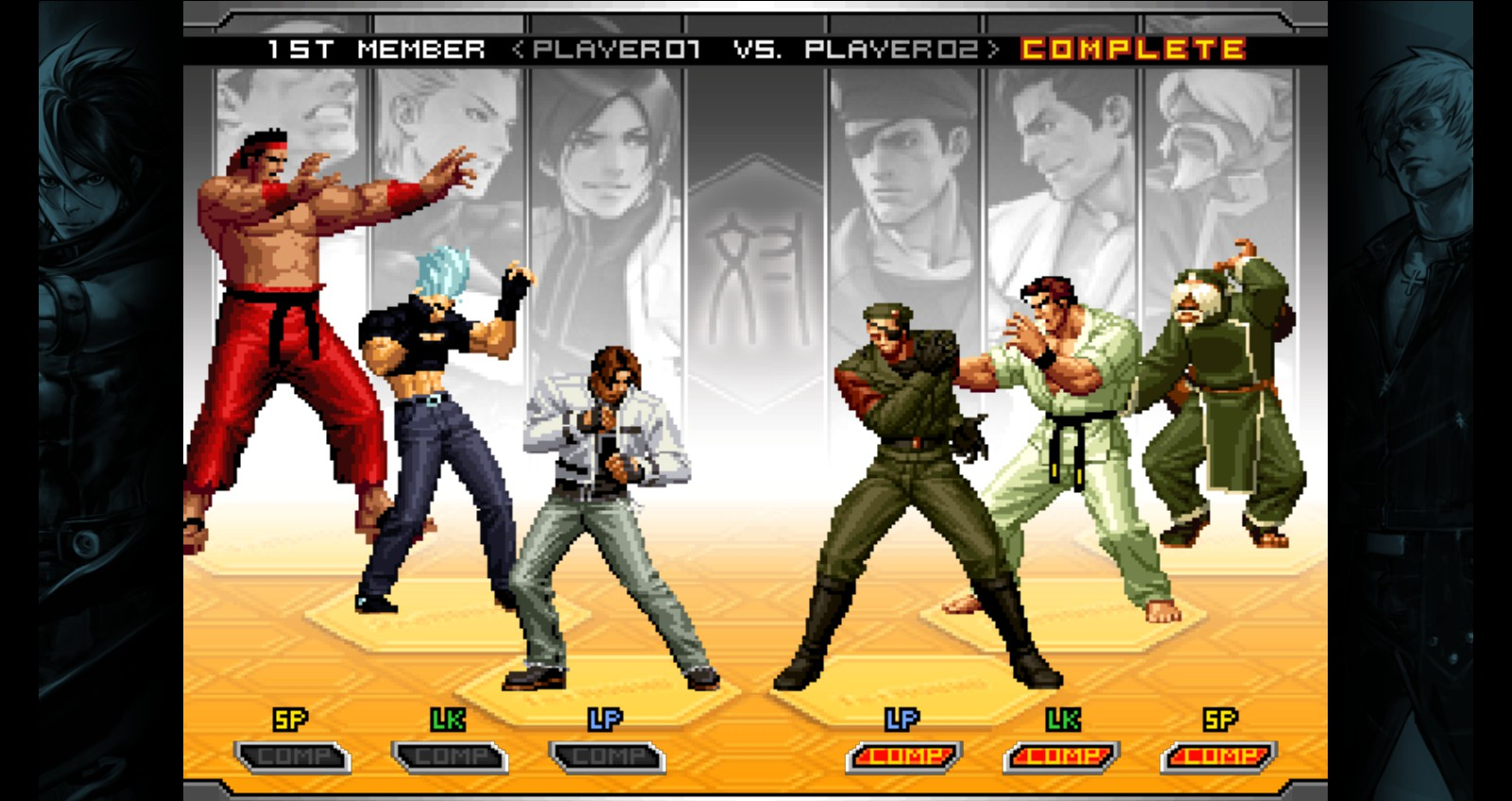 The King of Fighters 2002 Unlimited Match PC Full (PLAZA) 8
