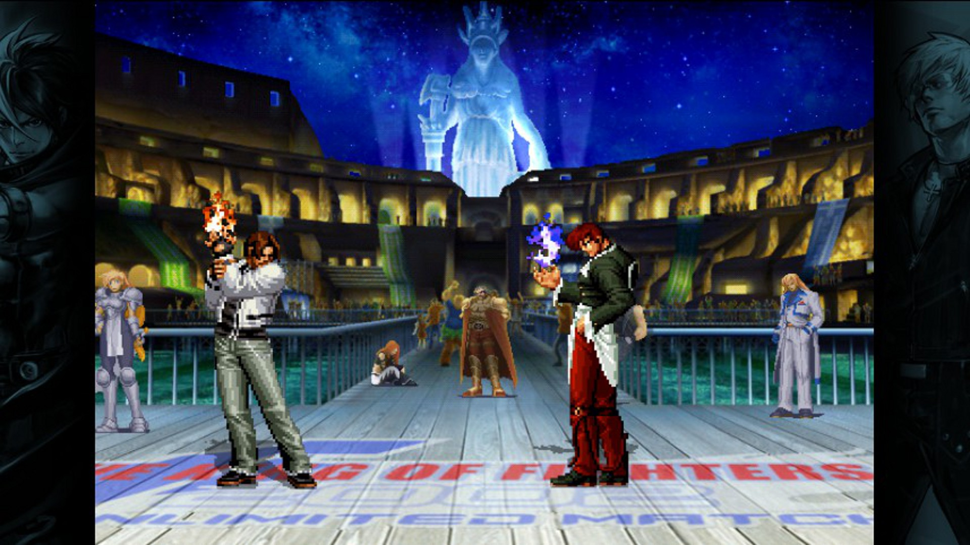 Download The King Of Fighters 2002 Unlimited Match Full Pc Game
