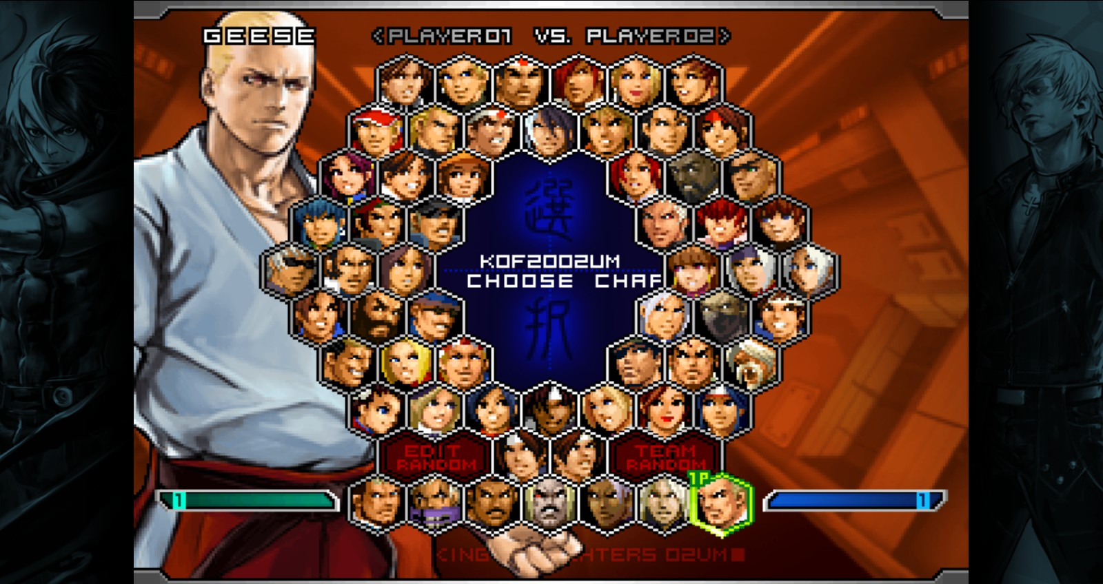 The King of Fighters 2002 Unlimited Match PC Full (PLAZA) 4