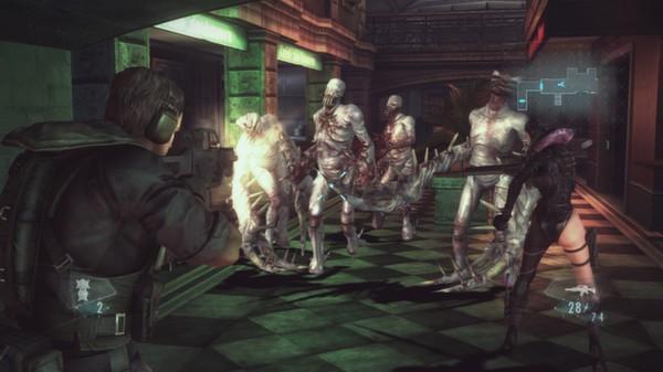 Resident Evil Revelations / Biohazard Revelations