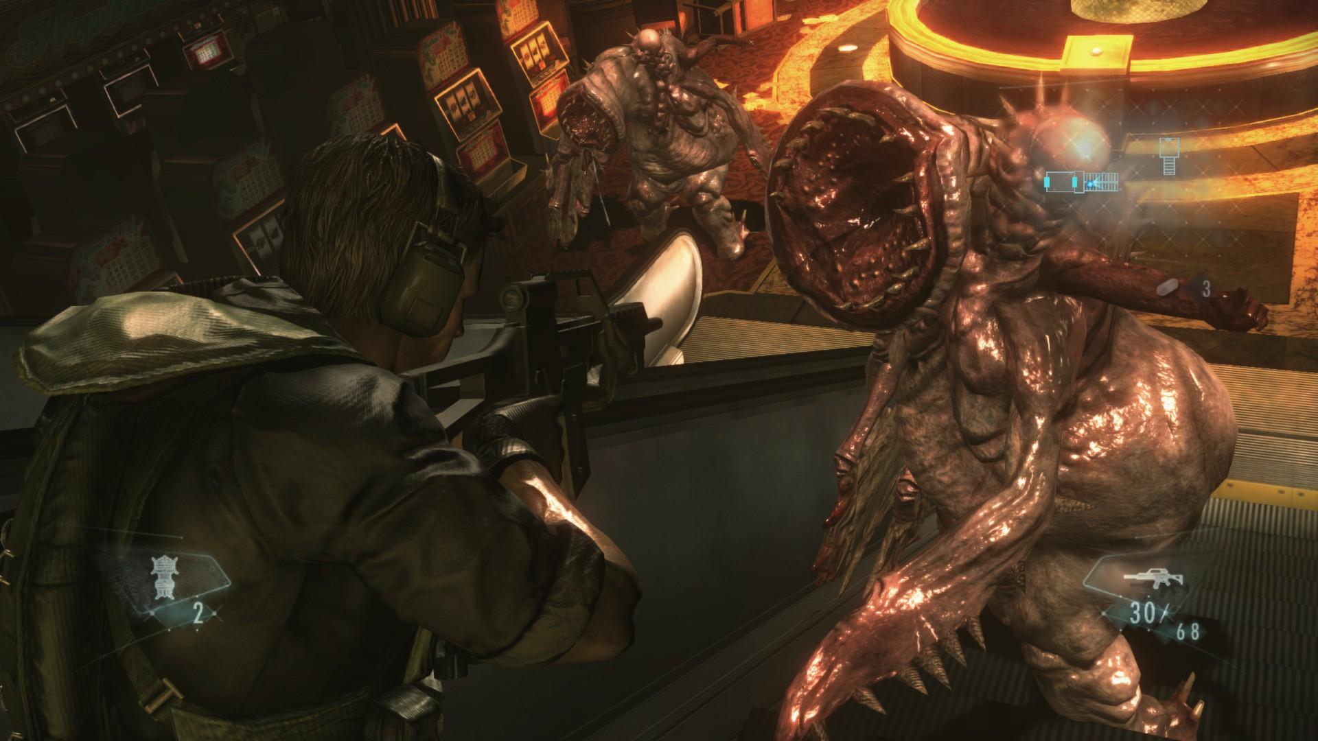 KHAiHOM.com - Resident Evil Revelations / Biohazard Revelations