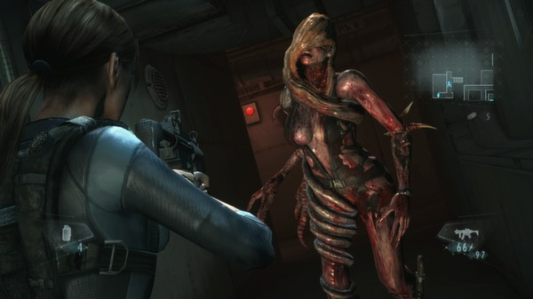 Resident Evil Revelations / Biohazard Revelations UE