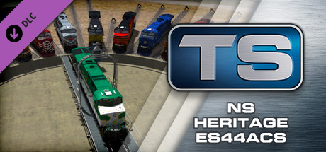 Купить Train Simulator: Norfolk Southern Heritage ES44ACs Loco Add-On (DLC)