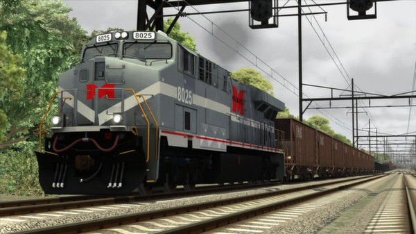 Train Simulator: Norfolk Southern Heritage ES44ACs Loco Add-On (DLC)