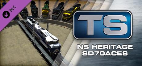 Купить Train Simulator: Norfolk Southern Heritage SD70ACes Loco Add-On (DLC)