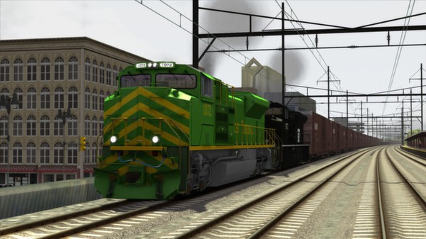 Train Simulator: Norfolk Southern Heritage SD70ACes Loco Add-On (DLC)