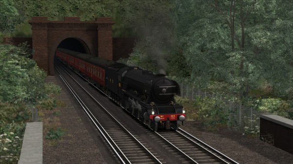 Train Simulator: LNER Black Class A3 'Flying Scotsman' Loco Add-On (DLC)