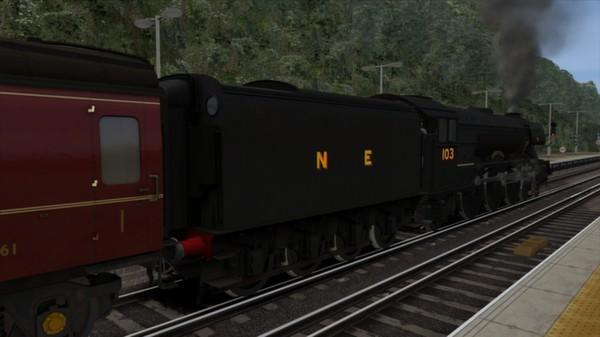 Train Simulator: LNER Black Class A3 'Flying Scotsman' Loco Add-On (DLC)