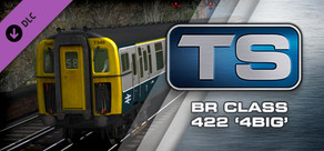 Train Simulator: BR Class 422 '4BIG' EMU Add-On