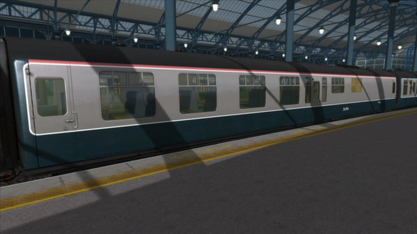 Train Simulator: BR Class 422 '4BIG' EMU Add-On (DLC)
