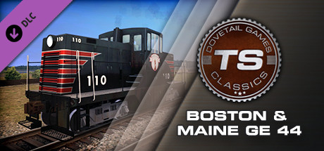 Boston & Maine GE 44 Loco Add-On